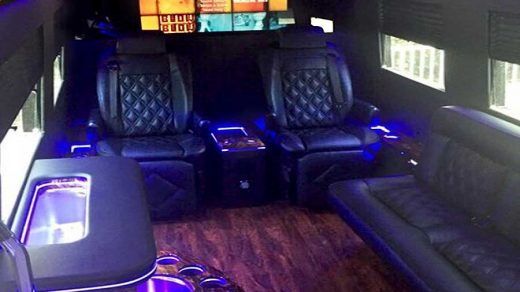 fort lauderdale party bus
